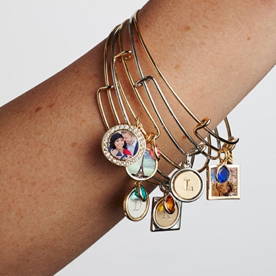 Customized Charm Bracelet