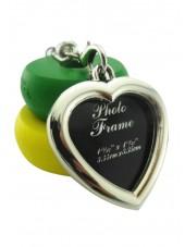 Graduation Photo Frame-Heart