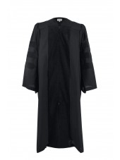Economy Doctoral Graduation Gown Only