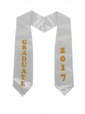 Kindergarten Graduation Sash-Gold
