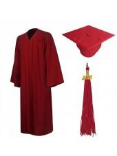 01_high_school_graduation_cap_gown_matte_maroon