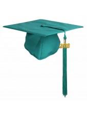 Emerald Green Adult Graduation Tassel Of Rayon