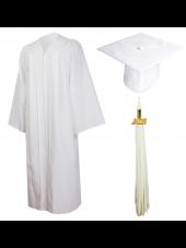 01_high_school_graduation_cap_gown_matte_white
