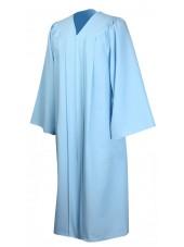 Premium Graduation Gown Only--Sky Blue