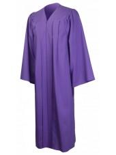 Premium Graduation Gown Only--Purple