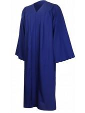 Premium Graduation Gown Only--Royal Blue