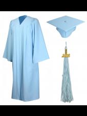 01_high_school_graduation_cap_gown_matte_sky_blue