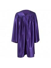 Kindergarten Graduation Gowns-Purple