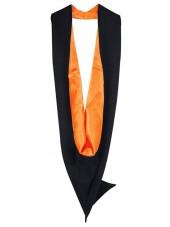 Orange UK academic Bachelor Graduation Hood Cheap