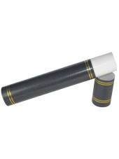 Black Graduation Certificate Scroll Holder