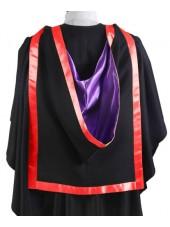 Uk Academic Master Graduation Hood