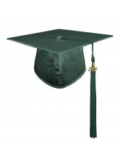 Adult Graduation Tassel With Free Moving Year Charm Of Gold Zinc