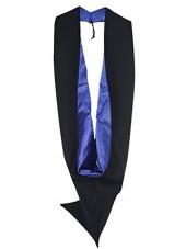 UK Academic Bachelor Graduation Hood-Royal Blue