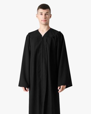 Economy Bachelor Graduation Gown Only - 12 Colors Available
