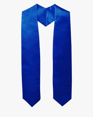 Traditional Plain Choir Stole - 16 Colors Available