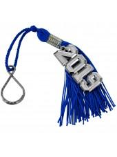 Graduation Key Chain Tassel-royal