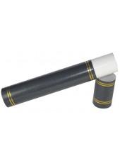 Black Graduation Certificate Scroll Holder