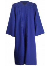 Economy Bachelor Graduation Gown Only- Royal Blue