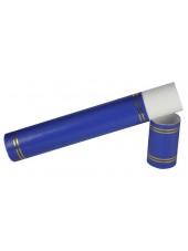 Royal Blue Graduation Certificate Scroll Holder