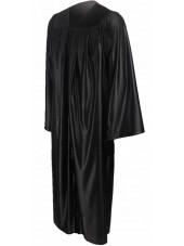 Economy Shiny High School Graduation Gown Manufacturer