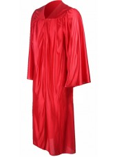 Economy Shiny High School Graduation Gown Manufacturers