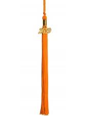 graduation tassel - 2019 orange