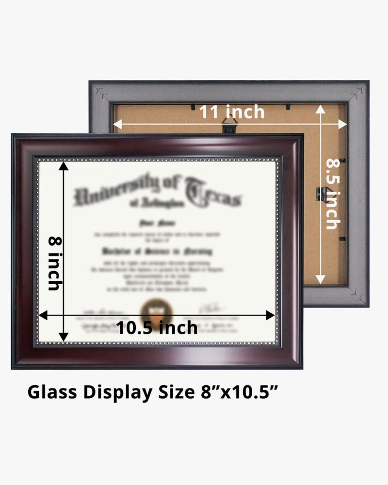 OUT OF STOCK Golden Gold A3 Picture Frame Photo Certificate Graduate A4 Mat