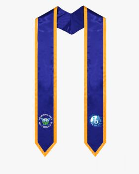 Custom Classic Honor Stole with Trim