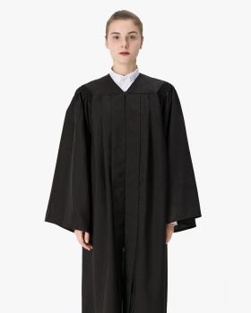 Deluxe Bachelor Graduation Gown Only