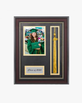 Graduation Shadow Box Frame for Photo 4'' * 6'' with Tassel Insert